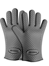 Homdox® BBQ Grill Gloves,Silicone Oven Gloves,... - $25.50