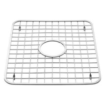 Kitchen Accessories Polished Stainless Steel Sink Grid Bright Chrome Finish - $24.44