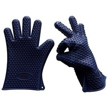 Thermal Insulating Silicone Cooking Gloves | Heat Resistant Gloves for G... - $22.98