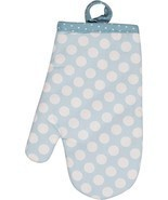 Kids Baking Handstand Kids Cooking Co. Child's Classic Polka Dot Oven Mitt - £15.89 GBP