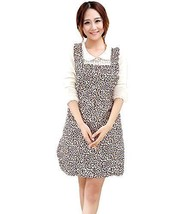 Cute Girl Cake Fashion Beautiful Women Home Work Aprons Red Dot and Colo... - $20.90