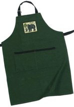 NEW Kay Dee Designs Wilderness Trail Bear Cotton Chef Apron HOME/Kitchen - $20.90