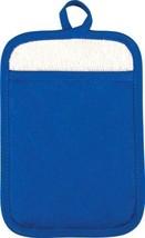 NEW HIC Solid Royal Blue Pot Mitt HOME/kitchen - $18.62
