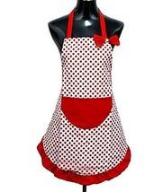 Hyzrz Hot Lovely Lady Cheap Red Dot Kitchen Fli... - $17.70