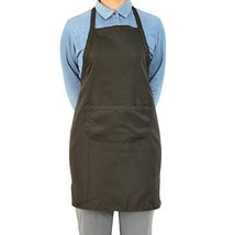 YAXXO Kitchen Apron - BBQ and Cooking - Black HOME FREE Shipping - $17.40