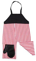 Unicook Split-leg Multi-function Cotton Grill BBQ Apron with Silicone Po... - $16.20