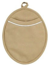 NEW Kay Dee Designs Cotton and Silicone Pocket Mitt, 8-Inch by 10-Inch, ... - $14.02