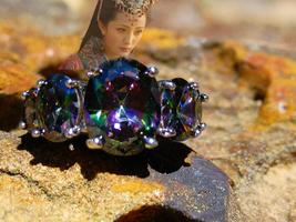 Haunted ring Nang Kwak Wealth and Prosperity Sp... - $75.00