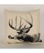 Buck Decorative Pillow Large - $65.00