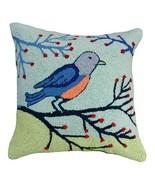 Bird Berries Decorative Pillow - $80.00