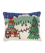 Christmas Camper Decorative Pillow - $60.00