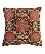 Ararat 18x18 Needlepoint Decorative Pillow - $140.00