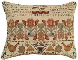 Sampler Decorative Pillow NCU-48 - $140.00