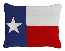 Texas Flag Decorative Pillow - $60.00