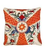 Imari Flowers Decorative Pillow - $140.00