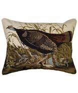 Wild Turkey Hen Decorative Pillow - $170.00