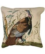 Wild Turkey Decorative Pillow - $190.00
