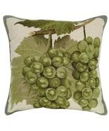 Green Grapes - Helene Verin Pillow - $150.00