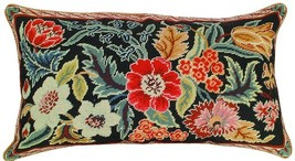 Orvieto 16 x 28 Needlepoint Pillow - $180.00