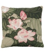 Lotus Decorative Pillow NCU-344A - $140.00
