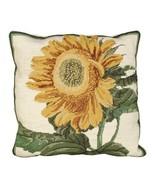 Sunflower Decorative Pillow - $140.00