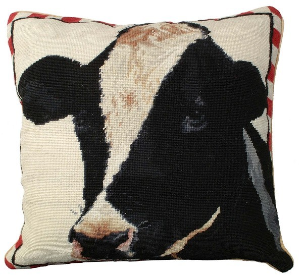 Primary image for Holstein Cow Decorative Pillow
