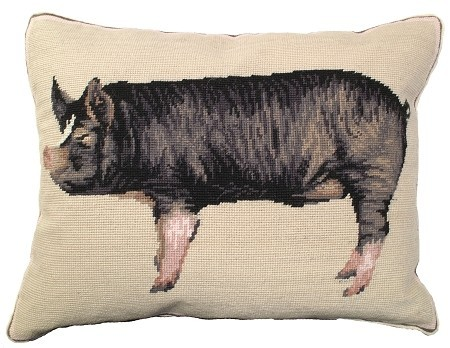 Primary image for Berkshire Pig Decorative Pillow