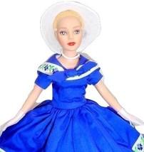 "Prim & Proper Tiny Kitty Collier Tonner Blonde 10"" Fashion Doll Hat Glov... - $67.95"