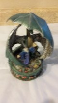 San Francisco Music Box Marjorie Sarnat Some Enchanted Evening Dragon Me... - $29.99