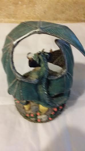 San Francisco Music Box Marjorie Sarnat Some Enchanted Evening Dragon Merlin