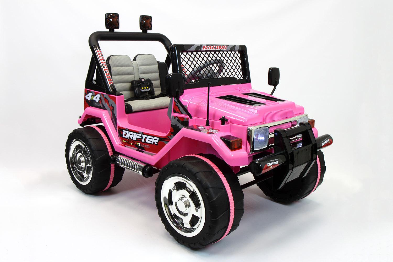Jeep Wrangler Style 12v Kids Ride On Car Mp3 Battery