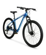 "Men's 29"" Explorer 9-Speed Mountain Bike w/ Hard Tail, Dual Disc Brakes, Blue - $387.95"