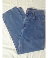 NWT MEMBERS MARK STONEWASH BLUE JEANS W 32 L30 - $5.00