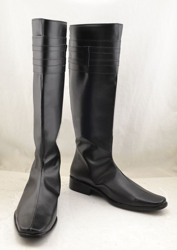 Touken ranbu nikkari aoe cosplay boots for sale