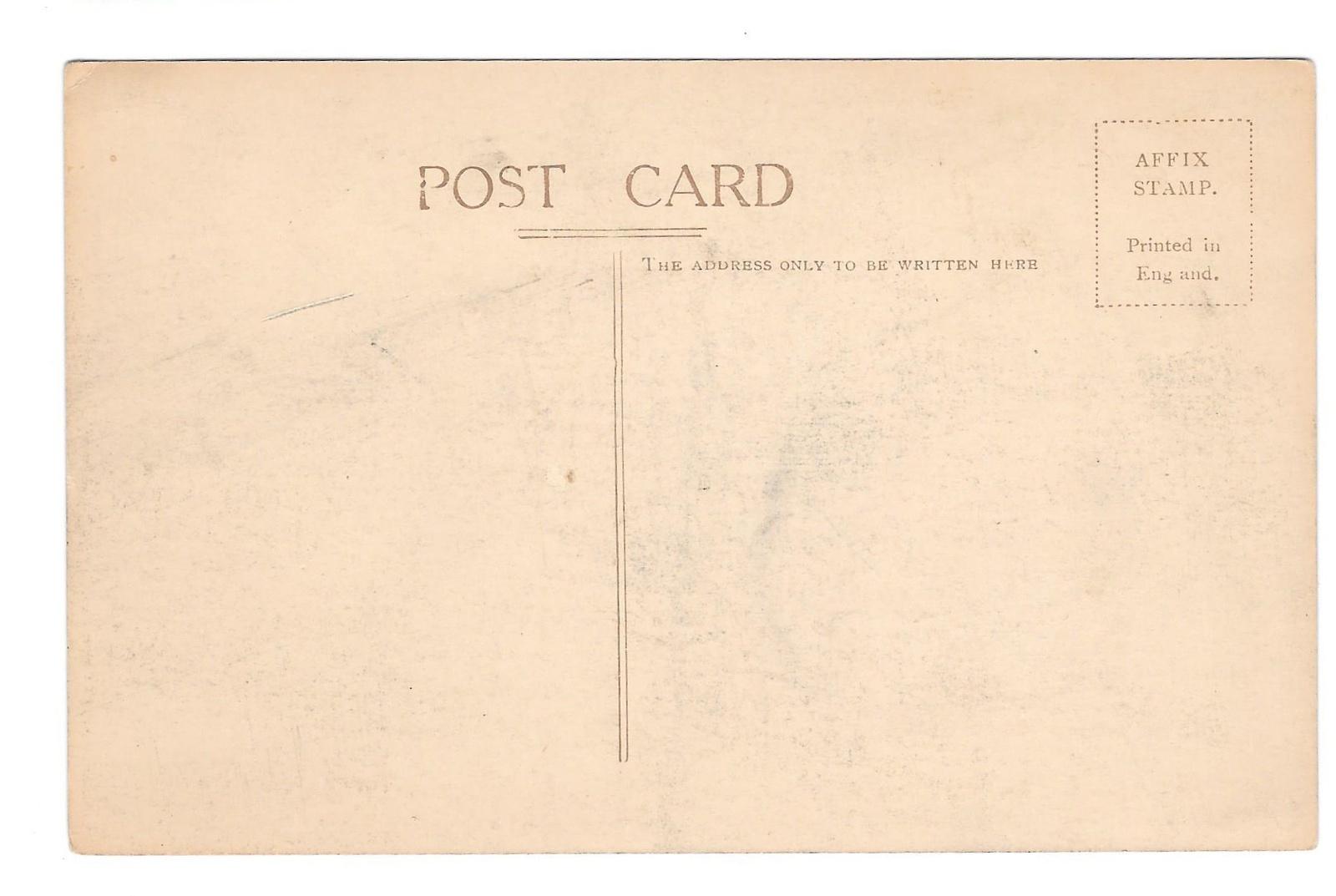 Great Britain UK Milton's Cottage Chalfont St Giles Vintage Postcard England