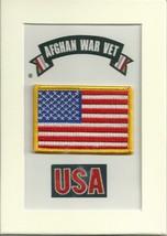 Aphgan War Veteran - $7.91