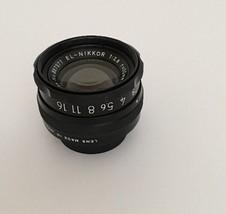 Nikon EL-NIKKOR 50mm 1:2.8 lens - $49.49