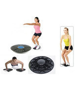 Balance Board For Fitness Therapy Workout Gym Rehab Muscle Definition He... - €28,19 EUR