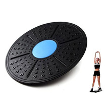 Balance Board For Fitness Therapy Workout Gym Rehab Muscle Definition Health image 2