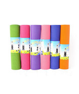 "6mm Thickness Non-Slip Yoga Mat Exercise Fitness Lose Weight 68""x24""x0.24"" - $22.33"