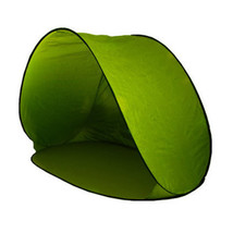 Pop Up Beach Tent Camping Shelter Fold Outdoor Tent Green - $41.99