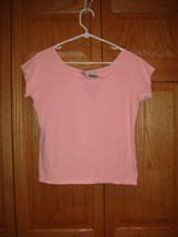 Fresh Produce XL Perfectly Pink Athletic Top NWT - $18.39