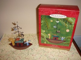 Hallmark 2001 Noah's Ark Ornament - $12.49