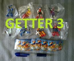 NEW Bandai Megaman Rockman Mini Figure gashapon set 1 - $29.99