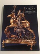 Sotheby's Auction Catalog : European Silver / Geneva May 1992 - $19.80