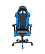 DXRacer OH/RV001/NB High-Back Racing Style Office Chair Vinyl+PU(Black/B... - $359.00