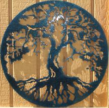 Tree of Life Metal Wall Art Home Decor Color Changing!! - $19.00+
