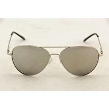 Sexy Large Silver Mirror Aviator Trendy Hip Sunglasses - $7.87