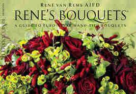 New book  RENE VAN REMS BOUQUETS B-S506 - $43.99