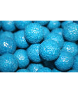 GUMBALLS BLUE RASPBERRY BUBBLE GUM 25mm or 1 inch (285 count), 5LBS - $24.73